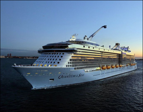 Cruise, Asia