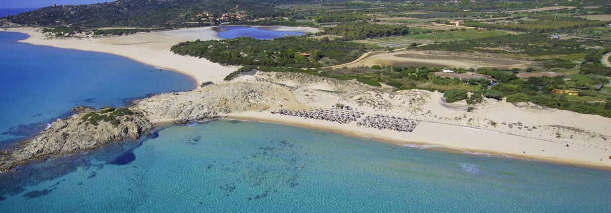 Chia Laguna Dune di Campana Beach 2